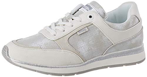 MTNG Attitude 69170, Zapatillas para Mujer, Plateado (/Roko Plata C49732), 39 EU