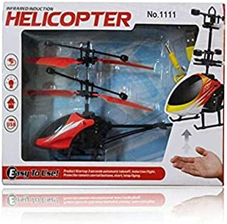 RC helicopter hand induction aircraft Sensor Rc Flying toy fly