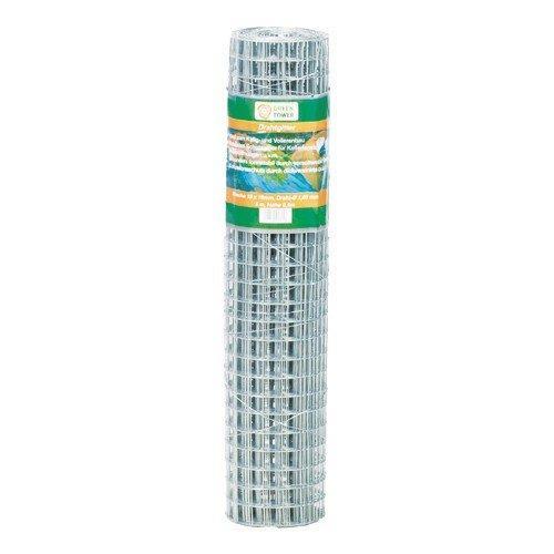 Green Tower Drahtgitter 12,7 x 12,7 x 0,65 x 500 mm 5 Meter Lang