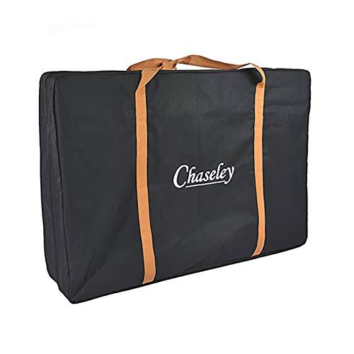 Chaseley Trage-Tasche für flache Lagerung Aufbewahrung 100x72x18 Kleidung Markise Flipchart Kunst A0 Camping Tisch Liege-Stuhl Unterbett Wasser UV-Beständig Robustes Material