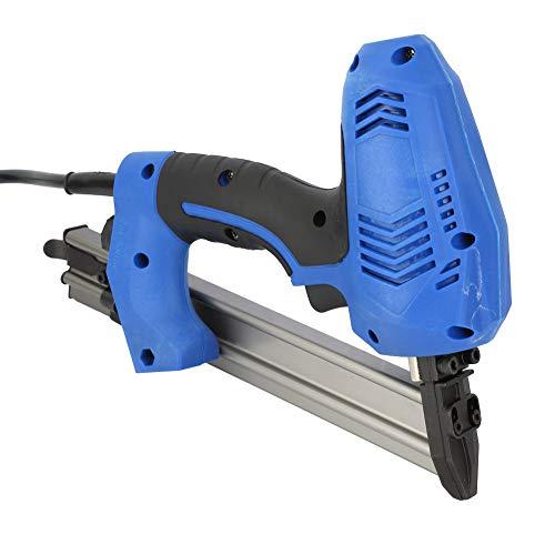 Pistola de clavos eléctrica adecuada, intensidad ajustable, cómoda para sujetar clavos de...