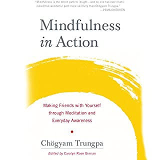Mindfulness in Action cover art