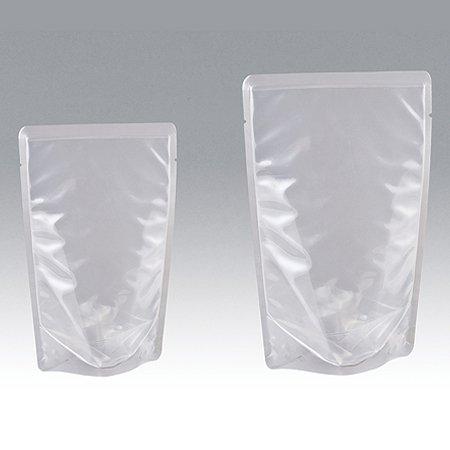明和産商 BRS-1218 S 120×180+34 2000枚入 透明レトルト用(120℃)スタンド袋
