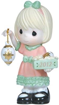 Precious Moments Light Your Heart with Christmas Joy Figurine
