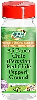 Aji Panca Chile (Peruvian Red Chile Pepper), Ground (8 oz, ZIN: 526850) - 2 Pack