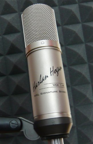 VO: 1A Harlan Hogan Signature Mic