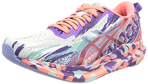 ASICS Noosa Tri 13, Zapatillas de Running Mujer, White Periwinkle Blue, 39.5 EU