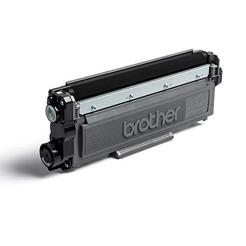 Brother TN-2320 - Tóner original para las impresoras DCPL2500D, DCPL2520DW, DCPL2540DN, DCPL2560DW, HLL2300D, HLL2340DW, HLL2360DN, HLL2365DW, MFCL2700DN, MFCL2700DW, MFCL2720DW, MFCL2740DW, Negro