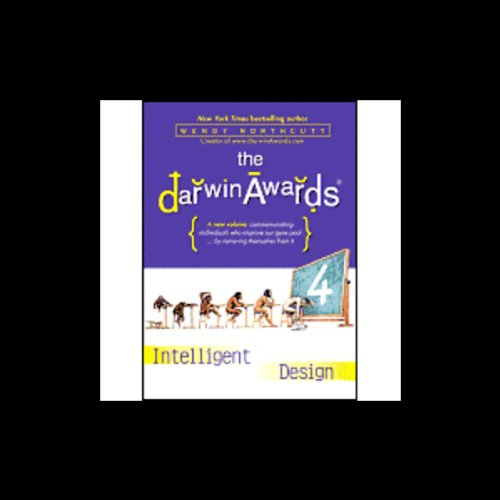 The Darwin Awards 4 audiobook cover art