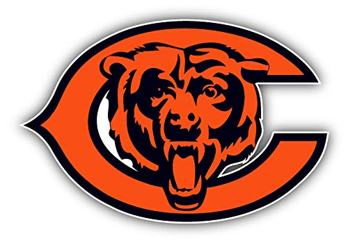 chicago bear stickers - 8