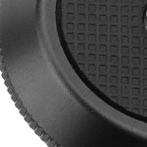 Jacksing Adaptador de Cabeza esférica, Base de Cabeza esférica de Tornillo Universal portátil de 1/4, videocámaras para cámara