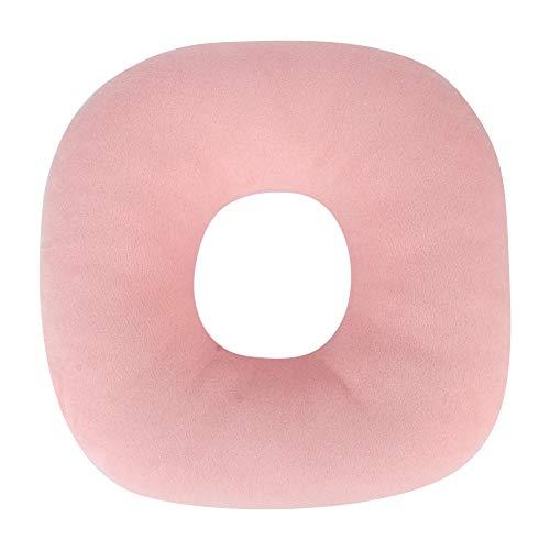 Uxsiya Coussin Anti-escarres Coussin Anti-escarres Portable(Pink, Increase)