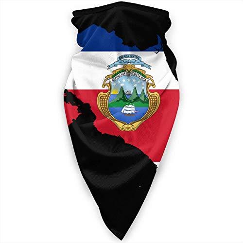 Mathillda Costa Rica vlag kaart gezichtsmasker hals gamassen bandana sjaal bivakmuts multifunctionele hoofddeksel-cm-XWF