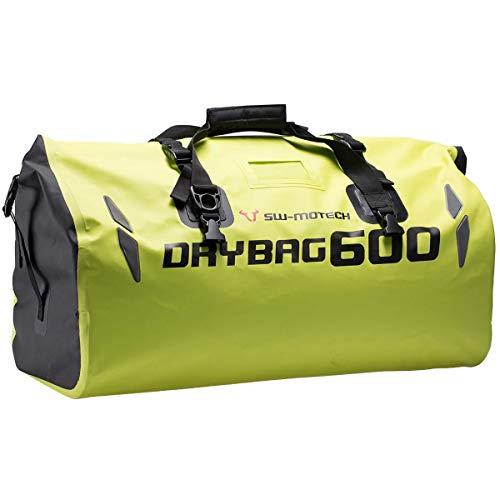 SW-MOTECH Drybag 600 Hecktasche 60L, Signalgelb. Wasserdicht