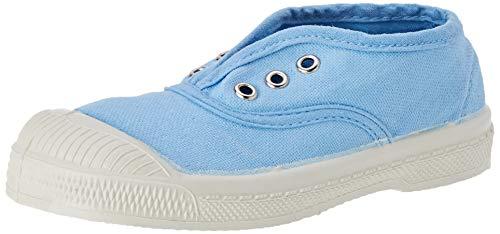Bensimon Tennis Elly Enfant, Sneaker Infilare Unisex-Bambini, Blu (Porcelain 0493), 35 EU