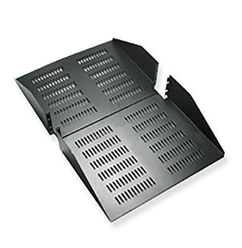Preisvergleich Produktbild ICC Rack iccmsrdv30 Accessory Rack Zubehör (Black,  45.36 kg,  3U)