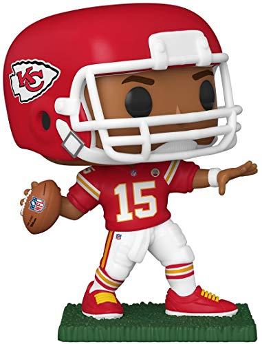 Funko 50979 POP NFL: Kansas City Chiefs-Patrick Mahomes W7 Sammelbares Spielzeug, Mehrfarben