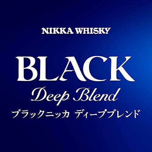 ブラックニッカディープブレンド[ウイスキー日本700ml]