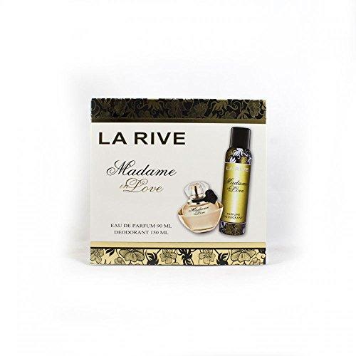 La Rive La rive madame in love edp 90 ml deodorant 150 ml set
