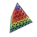 ZYCX123 La construcción magnética Juguetes de construcción Conjunto Sticks Azulejos Bolas de Bloques de imanes para la Educación de los niños Niños 157PCS