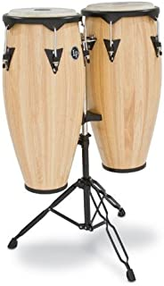 Latin Percussion LP City Wood Congas 10
