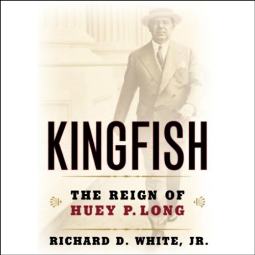 Kingfish audiobook cover art