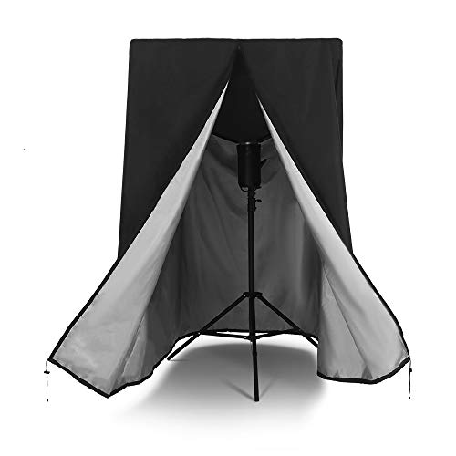 MorNon Treadmill Cover for Folding Home Running Machines Treadmill Waterproof Sun Protection Cover Storage Cover with Zipper and Drawstring(46  x 38  x 66 )