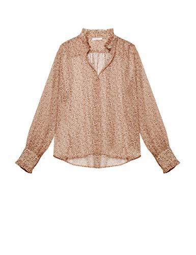 Motieven: blouse met stippelpatroon (Italiaans maat)