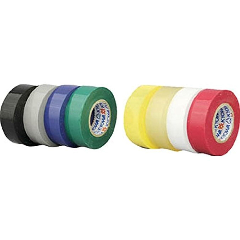 スーダン不透明なステーキパイロン ミリオン ビニルテープ 19mm×20m 緑 10巻入り HF531C-5128 【3664724】