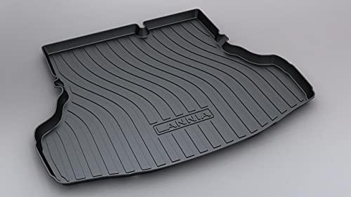 Alfombrilla Para Maletero Coche Para LANNIA 2015-2021, Trasera Boot Liner Mat Impermeable Antislip Mat Alfombra De Suelo Mat Antisuciedad