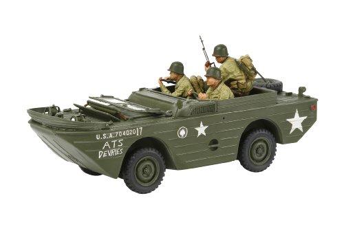 タミヤ 1/35 ミリタリーミニチュアシリーズ No.336 アメリカ陸軍 フォード GPA 水陸両用車 プラモデル 35336