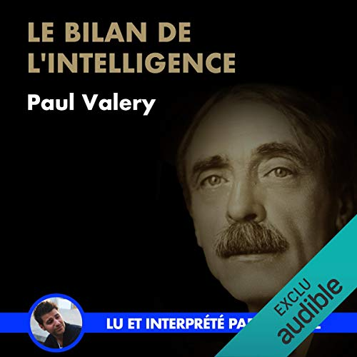 Le bilan de l'intelligence cover art