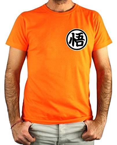 PLANETACAMISETA Camiseta Hombre - Unisex Goku