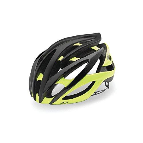 Giro Atmos II Helmet matte black/highlight yellow Kopfumfang 51-55 cm 2016 mountainbike helm downhill