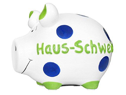 """KCG Sparschwein, Spardose, """"Haus-Schwein"""", L 12,5 cm"""
