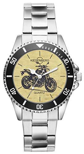 Geschenk für Yamaha MT-09 Motorrad Fahrer Fans Kiesenberg Uhr 20417