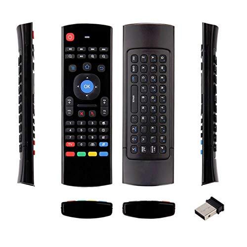 Tekeir - Telecomando di ricambio per Air/Mouse e tastiera Beelink GT1 Ultimate / GT1-A