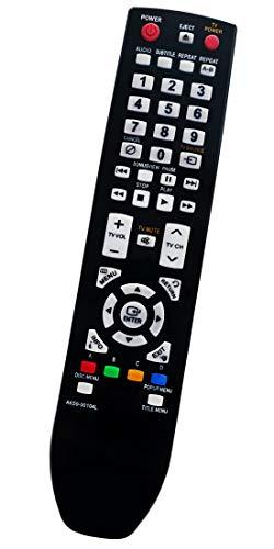 ALLIMITY AK59-00104L Fernbedienung Ersatz für Samsung Blu-ray Disc Player BD-P4600XEC BD-P4600XEU BD-P4610XEG BD-P4600 BD-P4610