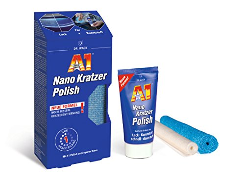 Dr. Wack - A1 Kratzer Polish, 50 ml (#2714)