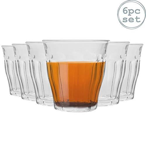 Inhoud: 6 Duralex Picardie glazen.