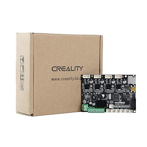 Creality 3D Ender 3 Pro Nouvelle mise à niveau de la carte mère Silent Mainboard V4.2.7 avec contrôleur TMC2225 pour Ender 3 Pro (correspondance personnalisée et non standard)