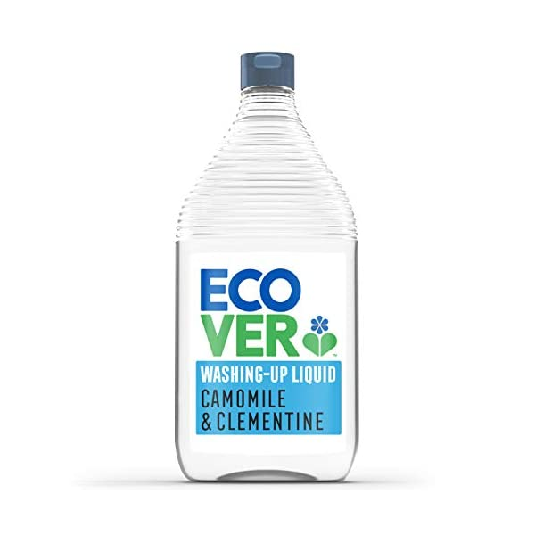 Ecover Washing Up Liquid, Camomile & Clementine, 450 ml