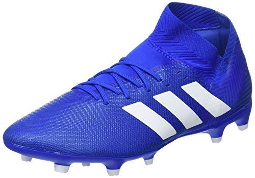 adidas Nemeziz 18.3 Fg, Herren Fußballschuhe, Blau (Fooblu/Ftwbla/Fooblu 001), 41 1/3 EU (7.5 UK)