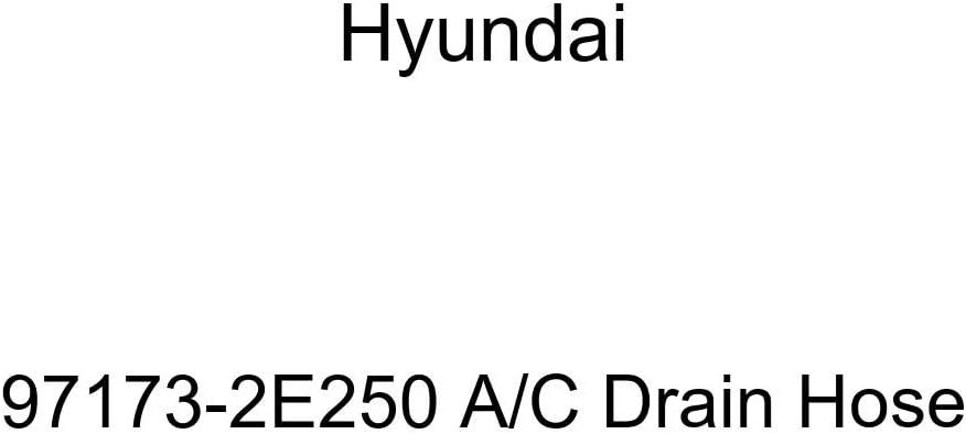 Max 82% OFF Genuine Hyundai 97173-2E250 A Drain Max 79% OFF C Hose