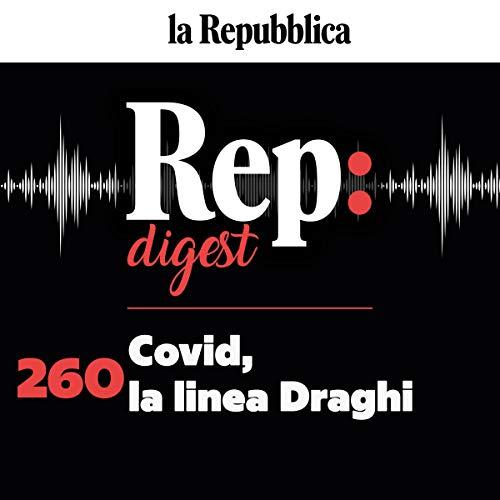 Couverture de Covid, la linea Draghi