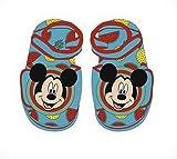 Sandalias con velcro Mickey Mouse Disney 24