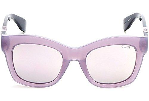Guess Gafas de sol, Morado (Purple), 51.0 para Mujer