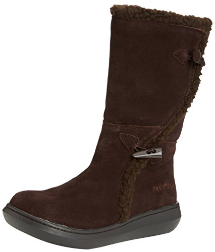 Rocket Dog SLOPE, Damen Warm gefütterte Schneestiefel, Braun (TRIBAL BROWN), 41 EU (8 Damen UK)