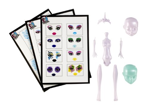 Monster High - X3730 - Accessoire pour Poupée - Mystique