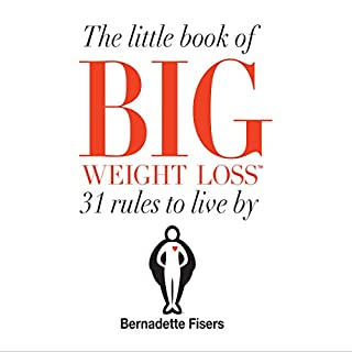 The Little Book of Big Weight Loss audiobook cover art